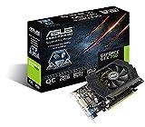 Asus VGA GTX750-PHOC-2GD5 NVIDIA Grafikkarte (PCI-e, 2GB, GDDR5 Speicher, VGA 1, GPU)