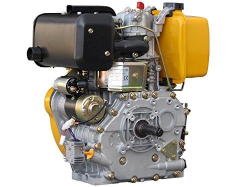 Rotek luftgekühlter 1-Zylinder 4-Takt 418ccm Dieselmotor, ED4-0418-E-F1A