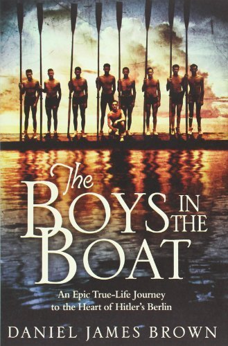 The Boys In The Boat by Daniel James Brown (2013-06-06)