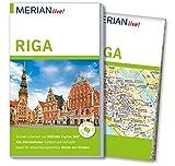 MERIAN live! Reiseführer Riga: Mit Extra-Karte zum Herausnehmen - Christiane Bauermeister