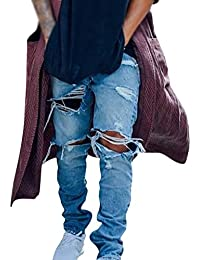 suchergebnis auf f r destroyed jeans herren bekleidung. Black Bedroom Furniture Sets. Home Design Ideas