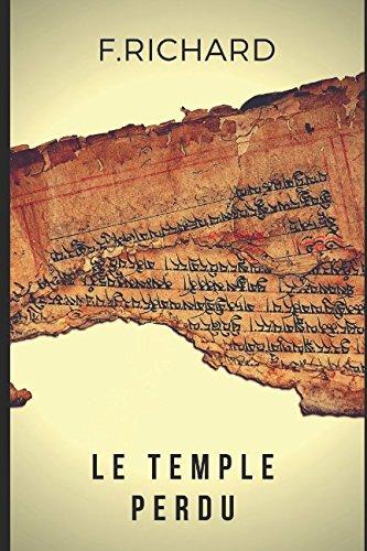Le temple perdu par Frédéric Richard