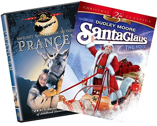Classic Christmas Movie Collection DVD (Prancer & Santa Claus: 25th Anniversary Edition) -