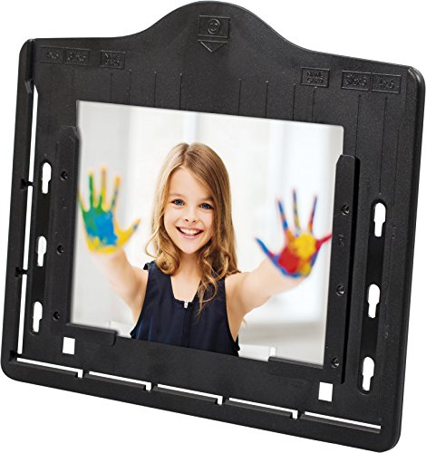 """Rollei PDF-S 250 - Multi Scanner für Dias, Negative und Fotos mit 5 Megapixel und 6,0 cm (2,4"""") LTPS LCD Farbmonitor - Schwarz - 3"""