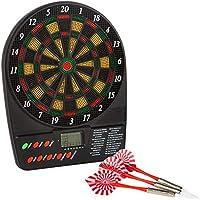ColorBaby - Diana electrónica 20x25 cm - 18 juegos & 8 jugadores (43096)