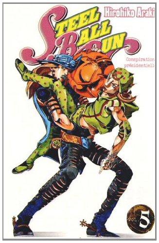 Jojo's bizarre adventure - Saison 7 - Steel Ball Run Vol.5