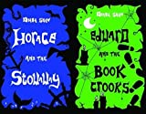 Horace and the Stowaway / Edward and the Book Crooks (Ghosts of Cockleshore Castle) by Diana Shaw (2009-07-06)