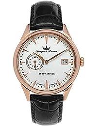 Reloj de pulsera para hombre - Yonger&Bresson YBH8364_04B