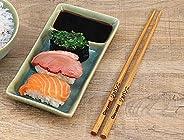 Bacchette Sushi Personalizzate, Custom Chopstick, Custodia in Pelle per bacchette Giapponesi, bacchette cinesi