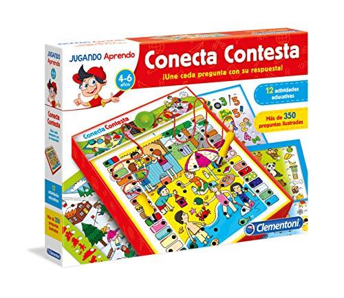 Clementoni - Conecta Contesta