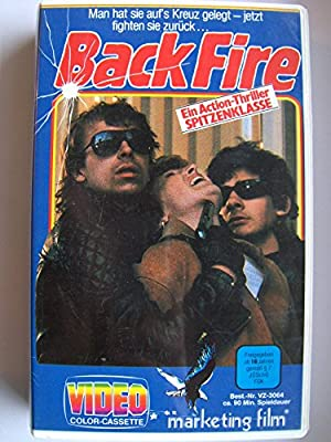 Back Fire (Backfire) - Eine Mutter sieht rot [VHS]