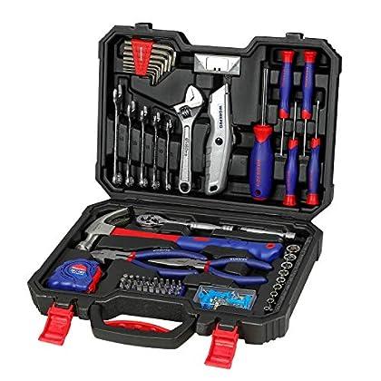 Todas las herramientas necesarias para el bricolaje de tu hogar.