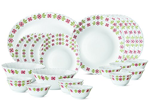Dinner Set of 27 Pcs Spring Bloom By Larah