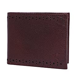 Van Heusen Burgundy Mens Wallet