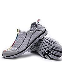 yiruiya Mujer Malla Athletic Walking Zapatillas Zapatos de agua