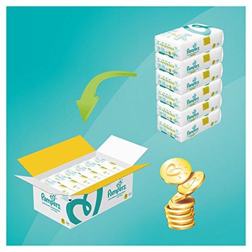 Pampers Windeln New Baby Gr. 2 Mini 3-6 kg Monatsbox, 1er Pack (1 x 240 Stück) - 2