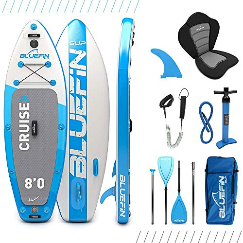 Bluefin Cruise SUP Board Set | Aufblasbares Stand Up Pa… | 00763961659976