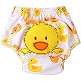 Rrimin Unisex Baby Training Pants Baby Underwear Reusable Cloth Diapers - B075XR35Z8