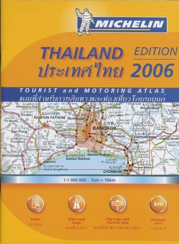 Michelin Atlas Thailand