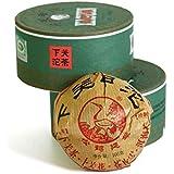 100g (3.52 Oz) 2016 Year Yunnan Xia Guan Jia Ji Jiaji Tuo Cha puer Pu'er Puerh Raw Tea Cake Boxed Pu-erh