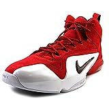 Nike Zoom Penny VI Herren US 8.5 Rot Turnschuhe 4350
