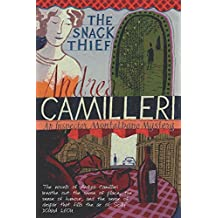 The Snack Thief (Inspector Montalbano mysteries, Band 3)