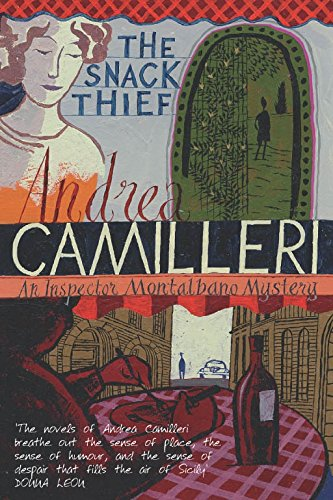 The Snack Thief (Inspector Montalbano mysteries)