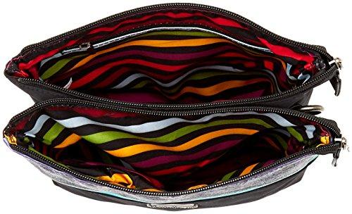 Borsetta Da Donna Piccola Marcel Ol05, 9x25x24 Cm Multicolore (vernice)