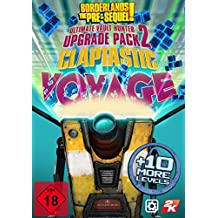 Borderlands: The Pre-sequel - Claptastic Voyage and ultimate vault hunter upgrade pack 2 [PC Code - Steam]