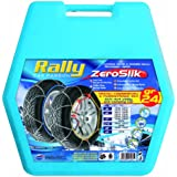 Rally 15034  Chaînes à neige 24 g, Rombo 16 mm, 2 pièces