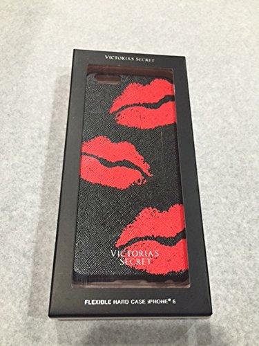 Victoria-s-Secret-Flexible-Hard-Case-iPhone-6-rot-Lippen