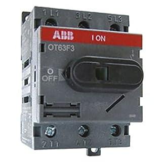 abb-entrelec ot63°F3–secciónador/secciónable Switch 3Pole 63A 63/45A/A