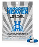 Highest Rated Hangover Prevention Supple...