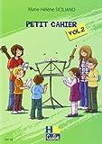 Petit Cahier de Révision Vol.2 1er cycle 2e année