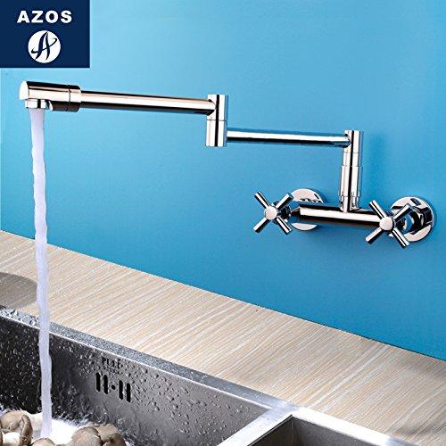 tourmeler-de-salle-de-bain-lavabo-pour-robinets-extension-flexible-pliable-spray-chrome-pont-de-vern