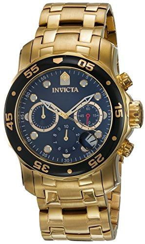 Invicta 0072 Herren-Armbanduhr