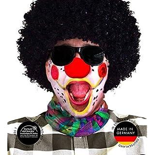 HAD Face Clown Fratzen Schlauchtuch H.A.D. Tuch, Halstuch, Kopftuch, Multifunktionstuch, had
