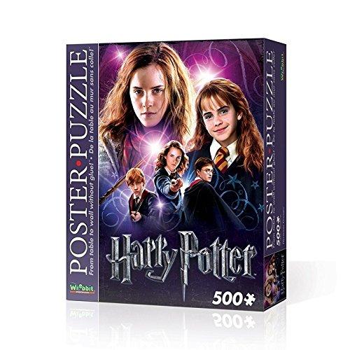 Wrebbit Puzzle 3D Harry Potter - Póster Hermione
