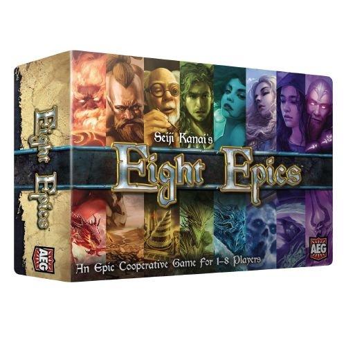 Eight Epics
