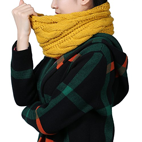 outad-ladies-warm-neck-winter-scarves-knitted-infinity-circle-loop-scarfs-for-women-navy-beige-yello