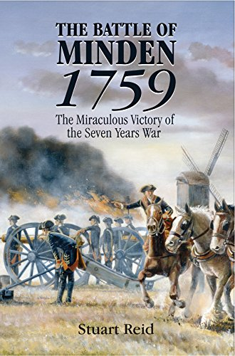 Battle of Minden 1759: The Miraculous Victory of the Seven Years War