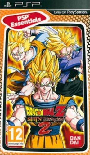 PSP - Dragon Ball Z Shin Budokai 2 - Essentials - [PAL ITA - MULTILANGUAGE]