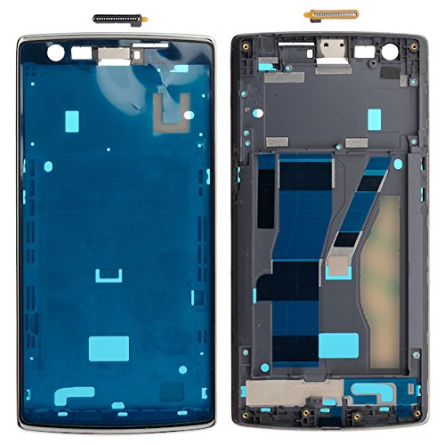 BisLinks®® Für OnePlus 1 One LCD Bildschirm Chassis Middle Mid Rahmen Housing Assembly A0001 Middle Housing Assembly