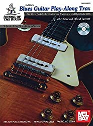 Blues Guitar Play-Along Trax [With Companion CD] (School of the Blues)
