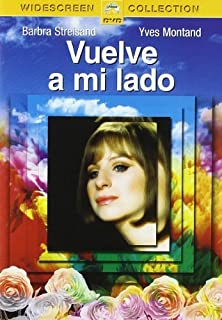 ON A CLEAR DAY YOU CAN SEE FOREVER - REGION 2(SPANISH DVD) by BARBRA STREISAND