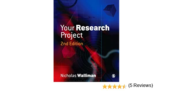 your research project nicholas walliman pdf