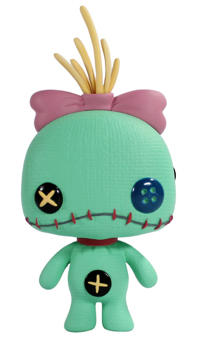 Funko Pop Scrump (Lilo y Stitch 126) Funko Pop Disney