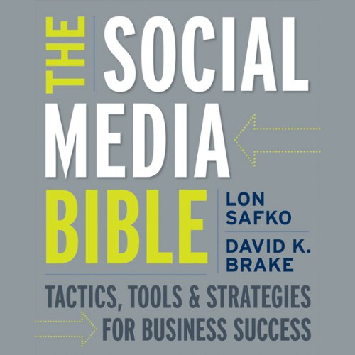 The Social Media Bible  Audiolibri