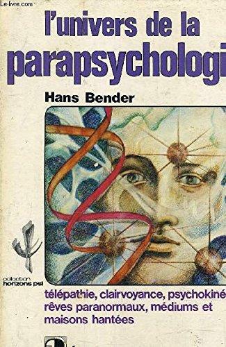 L'Univers de la parapsychologie