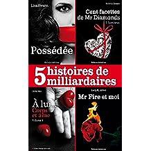 5 histoires de milliardaires (French Edition)